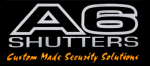 A6 Shutters Custom Made Security Solutions