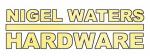 Nigel Waters Hardware